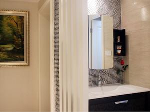 99平米欧式风格精美两室两厅装修效果图