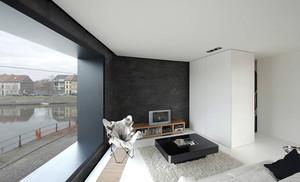 250平米现代风格别墅室内装修效果图赏析