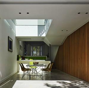 230平米现代简约风格别墅室内装修效果图案例