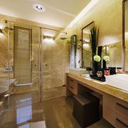 8平米现代风格卫生间设计装修效果图