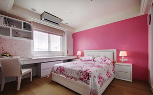 新古典主义风格精致四室两厅室内设计装修效果图