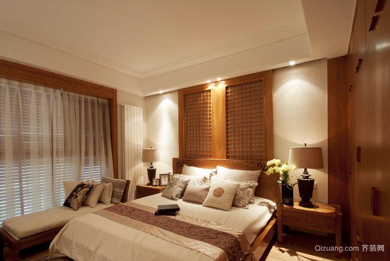 中式风格古典卧室装修效果图赏析