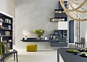 现代简约风格别墅客厅装修效果图赏析