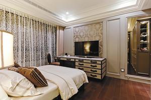 法式风格浪漫奢华大户型室内设计装修效果图
