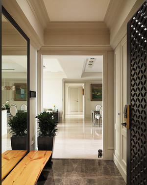 120平米简欧风格精装淡雅室内装修实景图赏析