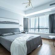 简约风格精致卧室飘窗设计装修效果图赏析