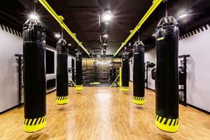 现代风格精致健身房装修效果图赏析