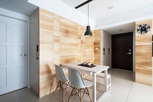 北欧风格简约清新一居室室内装修效果图