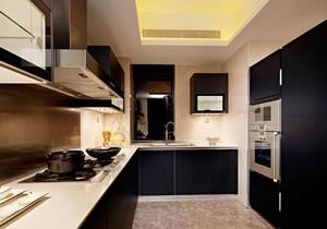 现代风格精致时尚厨房设计装修效果图