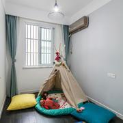 北欧风格清新简约儿童房设计装修效果图赏析