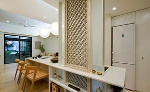 69平米现代简约风格一居室室内设计装修效果图