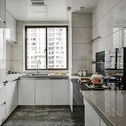 简约风格小户型精美厨房装修效果图