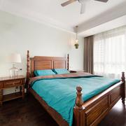 美式风格大户型古典卧室装修效果图