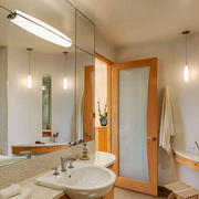 日式风格简约卫生间装修效果图赏析