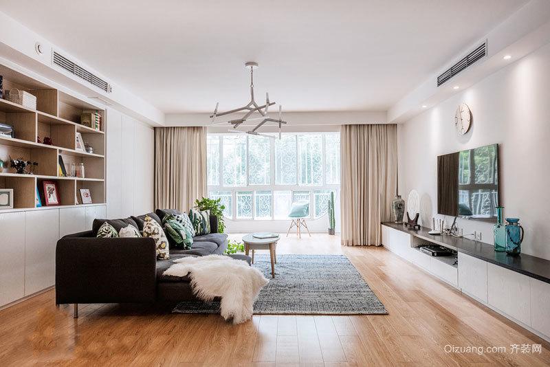 现代风格精致客厅设计装修效果图赏析