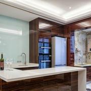 新古典主义风格精致厨房设计装修效果图