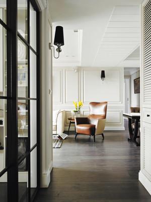 新古典主义风格时尚大户型室内设计装修实景图