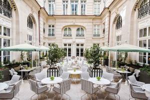 欧式风格精品酒店设计装修效果图