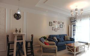 地中海风格精美客厅吧台装修效果图赏析