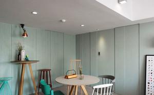 清新风格简约餐厅装修实景图赏析