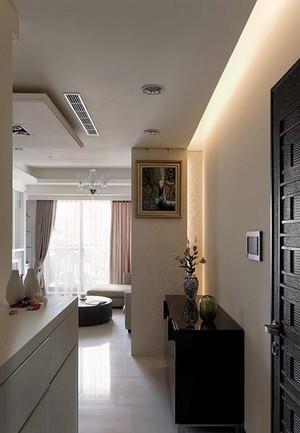 98平米简约风格两室两厅室内设计装修效果图