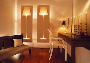 129平米现代风格经济实用三室两厅装修效果图