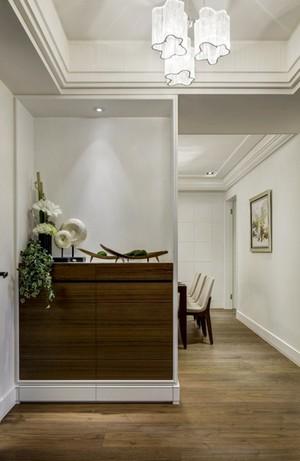 新古典主义风格精致三室两厅室内设计装修效果图