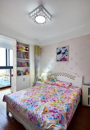 158平米新中式风格古典精致大户型室内装修实景图欣赏