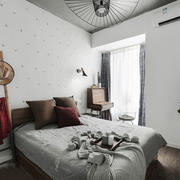 宜家风格简约小户型卧室装修效果图赏析