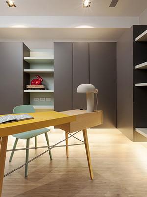 82平米北欧风格时尚两室两厅室内设计实景图