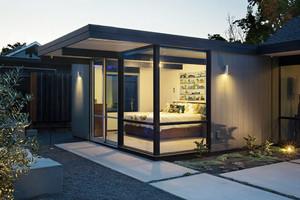 400平米后现代风格时尚别墅室内设计装修效果图