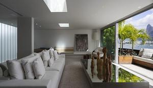 386平米简约风格别墅室内设计装修效果图