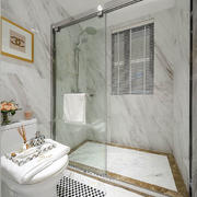 欧式风格精装时尚卫生间装修效果图