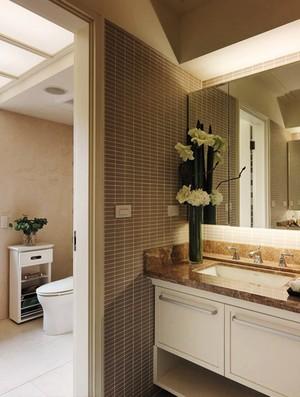 133平米新古典主义风格三室两厅室内设计装修效果图