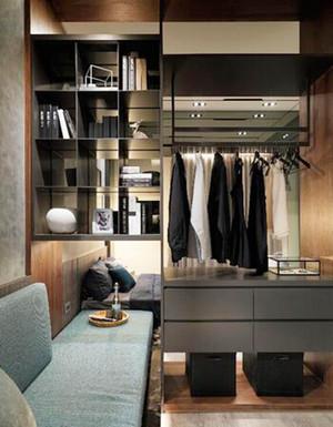 后现代风格精致时尚公寓设计装修效果图