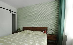 清新风格简单时尚卧室装修效果图赏析