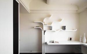 79平米现代风格精装两室两厅室内装修实景图案例