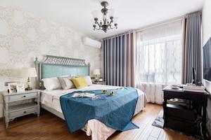 新古典主义风格大气典雅卧室装修效果图