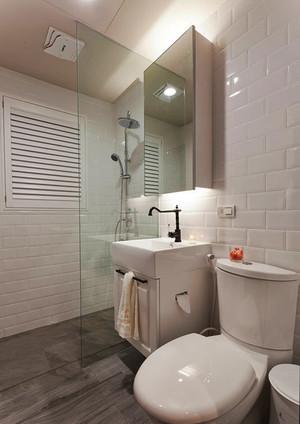 75平米后现代风格时尚创意一居室装修效果图