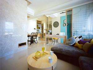 80平米简欧风格精致室内设计装修效果图赏析