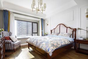 美式风格经典复古卧室装修效果图赏析