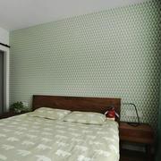 清新风格薄荷绿卧室装修效果图赏析