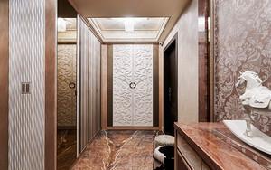 156平米新古典主义风格大户型室内设计装修效果图