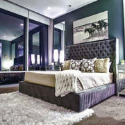 新古典主义风格奢华卧室设计装修效果图赏析