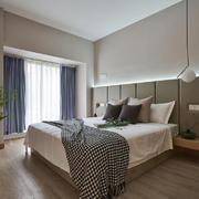 现代简约风格精致卧室装修效果图赏析