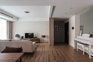 90平米宜家风格简单温馨室内装修效果图