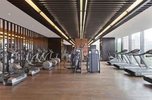 现代风格健身房设计装修
