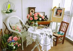 北欧风格时尚创意一居室室内设计装修效果图