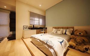 后现代风格精致三室两厅室内装修效果图赏析