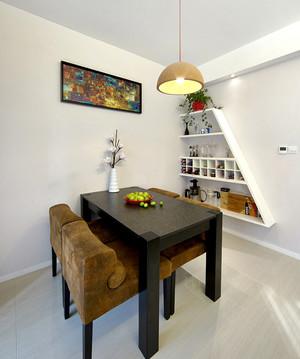 160平米简欧风格精致复式楼室内装修效果图